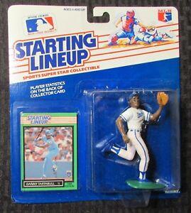 1989 Kenner STARTING LINEUP Danny Tartabull Baseball Action Figure MOC C-7.0