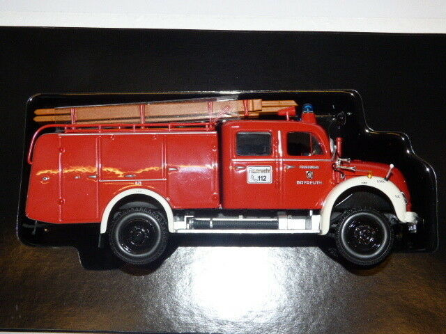 MINICHAMPS Magirus-Deutz Merkur A TLF 16 Fire Engine Ref 439141075