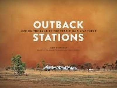 Outback Stations Dan Macintosh Hardcover Life on the Land People Who Live There