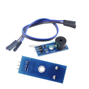 10 PCS Passive Buzzer Alarm Module Sensor Beep For Arduino Smart Car