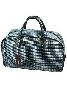 Merc-Tasche-Handtasche-Reisetasche-Bag-Hahnentritt-Mod-Ryecroft-5020