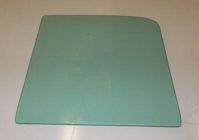 52-54 Ford Business Coupe 72C Original Green Tint Stationary Quarter Glass