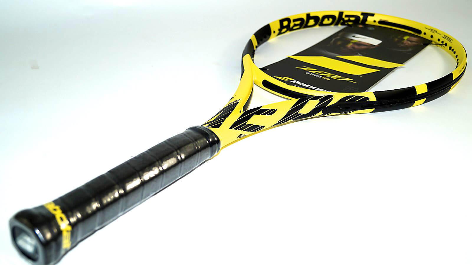 nuevo  Babolat Pure Aero  2019 raqueta de tenis l3 nadal 300g Racket New Strung Pro  Envío y cambio gratis.
