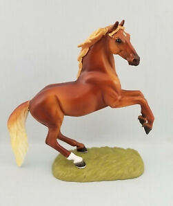 Breyer-8262-Stubbs-Royal-Blood-Model-Horse-Resin-on-Base-New-with-Box
