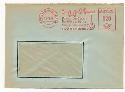611010) Bund Fst Blg. Stahlhammer Witten Bommern 1952 Supplement Die Vitalenergie Und NäHren Yin