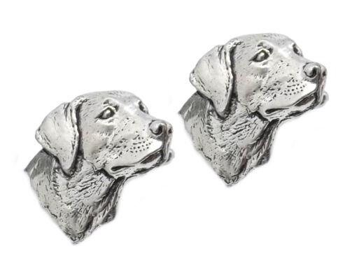 Labrador Perro Sabueso Estaño inglés para Hombre Regalo Gemelos por Gemelos directo