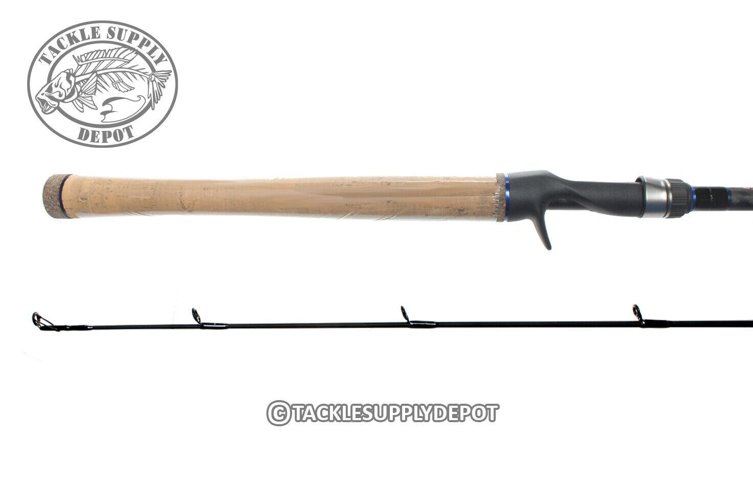 "Dobyns Champion XP 7/' 3/"" Moyen Lourd X-Rapide Casting Rod"