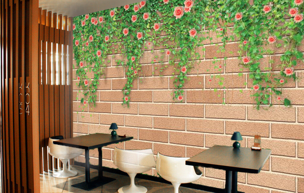 3D Wall flowers 3677 Wall Paper Wall Print Decal Wall Deco Indoor Wall Murals