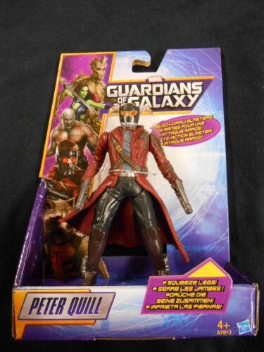 """Nuevo Guardianes De La Galaxia /""""Peter Quill/"""" rápida reveladores Figura De Acción hasbro"""