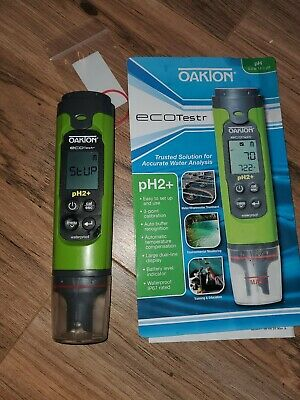 Pocket pH Meter Oakton EcoTestr pH 2