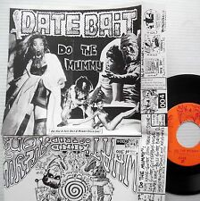 DATE RAPE garage rock 80's 45 DO THE MUMMY What kind of trip are you on e0734
