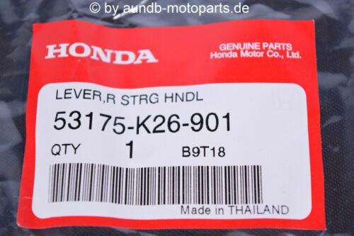 CB 125 R//RA Modell 2018-2020 Bremshebel NEU Break Lever NEW original Honda