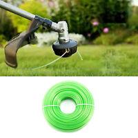 Brushcutter Strimmer Trimmer Nylon Cord Line 2.4mm X 100m Long - Hexagon