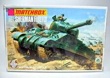 """""""Sherman Firefly"""" Panzer Matchbox-Bausatz 1:76 neuwertig"""