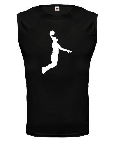 Unisexe Muscle Shirt Débardeur Sans Manche Tank Top Basket Fanshirt Rusko Fanshirt Basket maillot acheter d9ba91