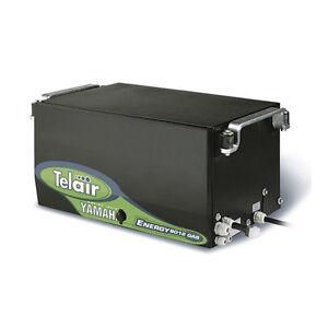 Gruppo Elettrogeno Per Camper Telair Energy 8012g Gpl Con Pannello