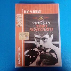 DVD Rober De Niro in DVD DeAgostini Toro Scatenato Nuovo Blisterato