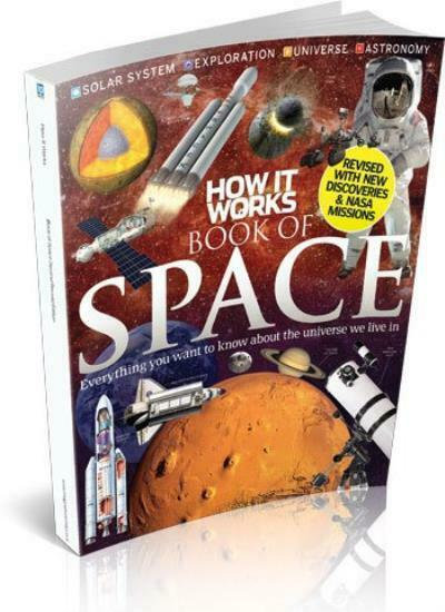 How It Works Book of Space Second Revised Edition,Imagine Publishing