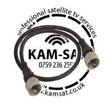 CB Patch Lead 50cm SSB connessione di CFA METRO tra antenna CB e Radio CB