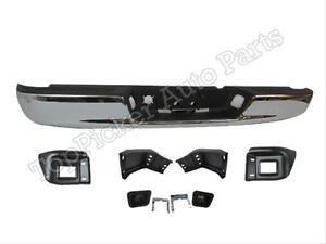 FOR 02-08 DODGE PICKUP RAM 1500 03-09 RAM 2500 3500 REAR BUMPER OUTER BRACKET RH