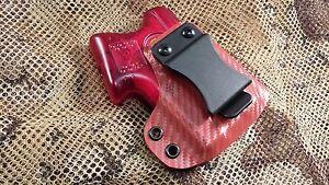GUNNER's CUSTOM HOLSTERS Fits the Kimber Pepper Blaster II