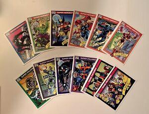 1990 Marvel Universe Series I Impel Singles Finish Your Set 1 2 3 10 20 42 54 79