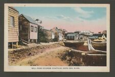 [71024] OLD POSTCARD MILL POND SHORES, CHATHAM, CAPE COD, MASS.