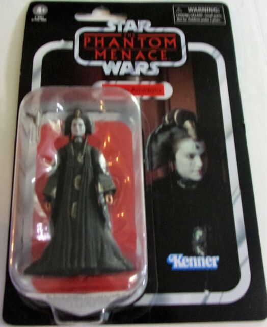 2021 Star Wars Vintage Collection The Phantom Menace Queen Amidala Vc84 for sale online