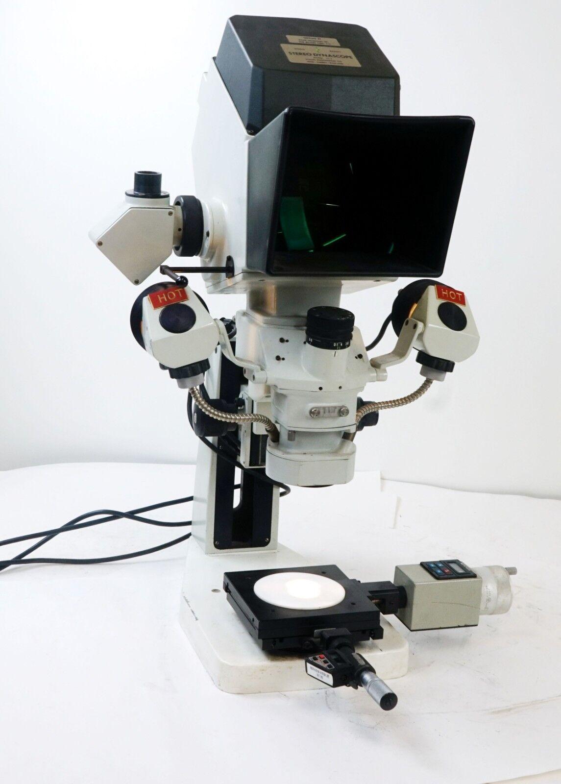 dynascope, microscope