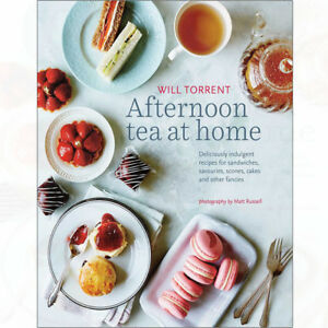 Afternoon-Tea-at-Home-Deliciously-indulgent-recipes-for-sandwiches-Book-NEW