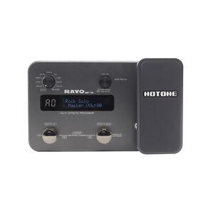hotone ravo mp10 multi effects guitar processor mac windows usb audio interface 888506050015 ebay. Black Bedroom Furniture Sets. Home Design Ideas