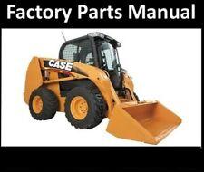Case Skid Steer Sr130 Sr160 Sr175 Sv185 Loader Parts Catalog Manual