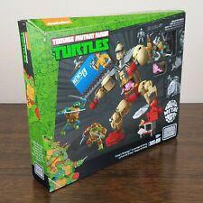 Mega Bloks Teenage Mutant Ninja Turtles Krang/' Rampage MISB 305 PC