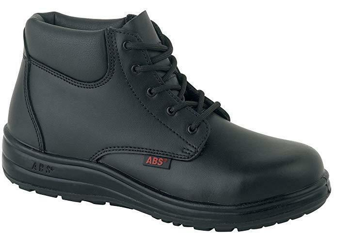 Delta Plus ABS130 - Womens Safety Toe Cap Work Boot - Steel Toe