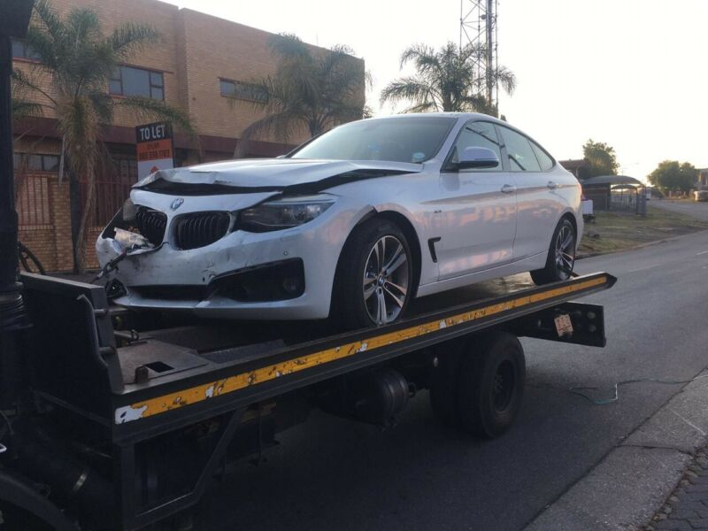BMW X6m Sport stripping for parts