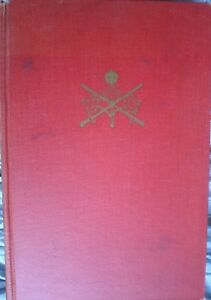 BOOK-MILITARY-THE-CANADIAN-ARMY-354-PAGES-ILLUSTRATED-EX-LIBIS-SEE-PICS