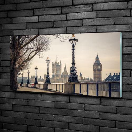 Glas-Bild Wandbilder Druck auf Glas 125x50 Deko Sehenswürdigkeiten Düsseldorf