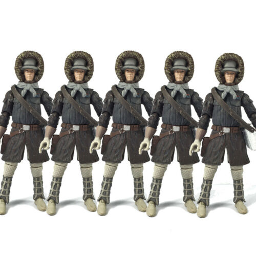 NEW Boys Gift Toy Star Wars LEGACY Han Solo Hoth Gear Recon Patrol Battle FIGURE