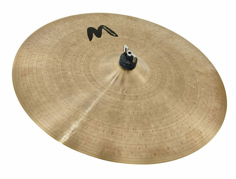 Masterwork Cymbals Jazz Series 18-inch 18-inch 18-inch Jazz Master Crash Dark 632e9b