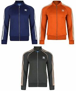 Hombre New adidas Originals supertsar Full Zip Track Top chandal