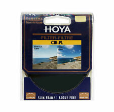 New HOYA 77mm Slim CPL Circular Polarizing / Polarizer CIR-PL Lens Filter