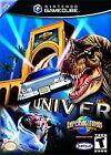 Universal Studios: Theme Park Adventure (Nintendo GameCube, 2001)