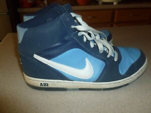 7573ff6334a00 Image is loading Nike-Air-Hi-Tops-Mens-Athletic-Shoes-sz-