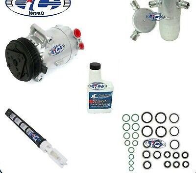 A//C Compressor Kit Fits Chevrolet Cavalier 95-02,Pontiac Sunfire OEM V5 57981