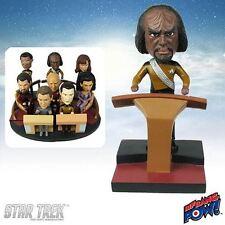 Star Trek Worf Build-a-Bridge