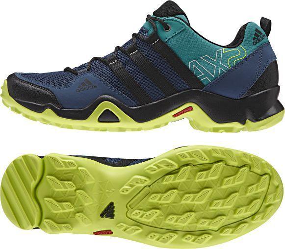 adidas Outdoor Schuhe AX 2 Gr 42 Wanderschuhe Trekking Herren Neu