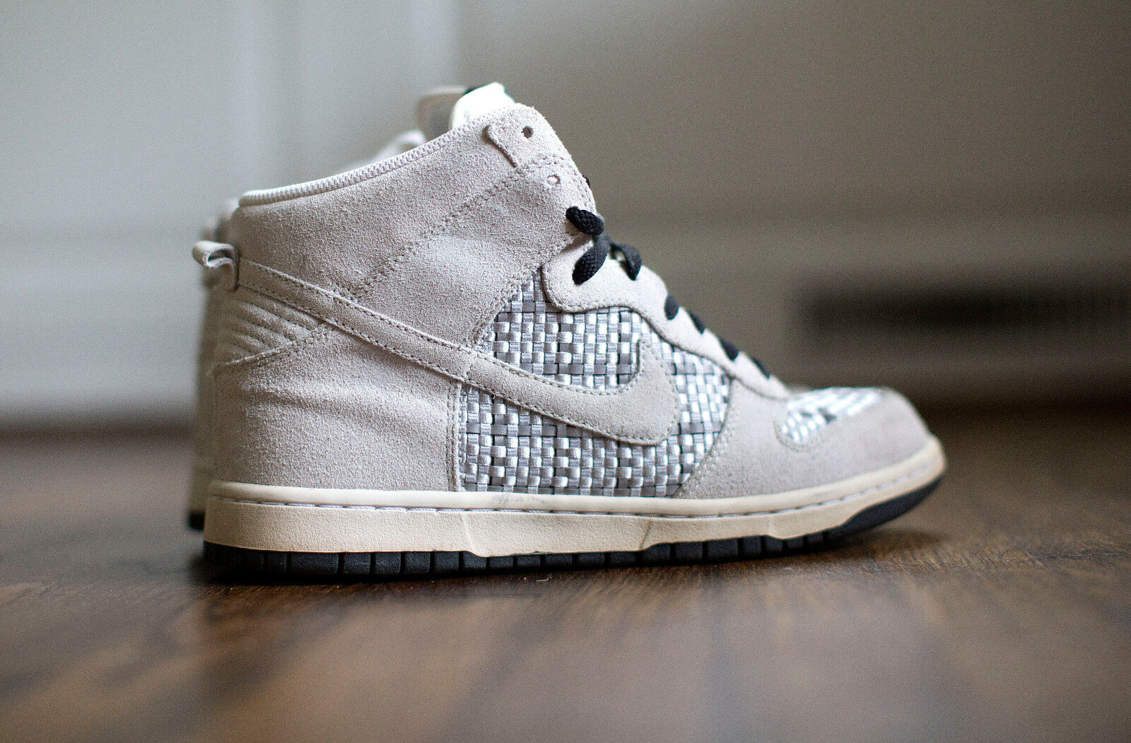 Nike Dunk High 3m Woven  Cheap and fashionable