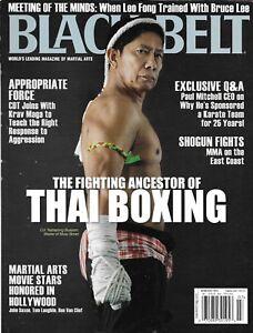 Black-Belt-Magazine-Thai-Boxing-East-Coast-Mma-Leo-Fong-And-Bruce-Lee-Training