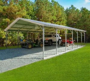 24x30x7 Carport Cover Install Is Included Serving Nation Wide Prices Vary Ebay