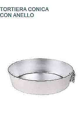 Plata Ollas Agnelli Plumcake Moldes 22 cm Aluminio
